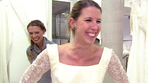 Kein klassisches Hochzeitskleid ...