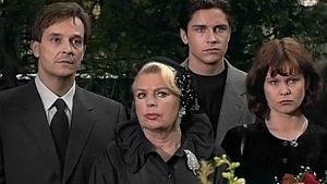 Die Beerdigung von Werner