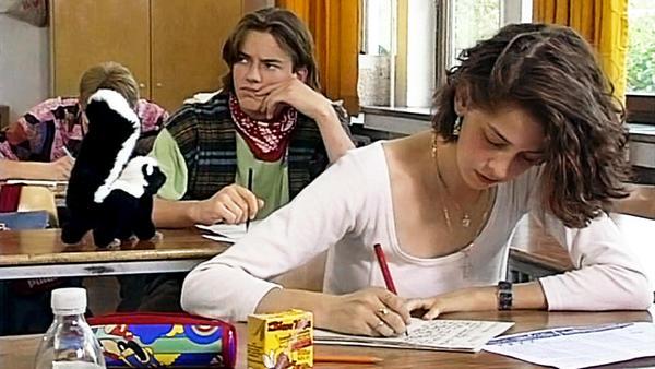 Im Prüfungsstress