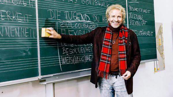 Der Vertretungslehrer - mit Thomas Gottschalk