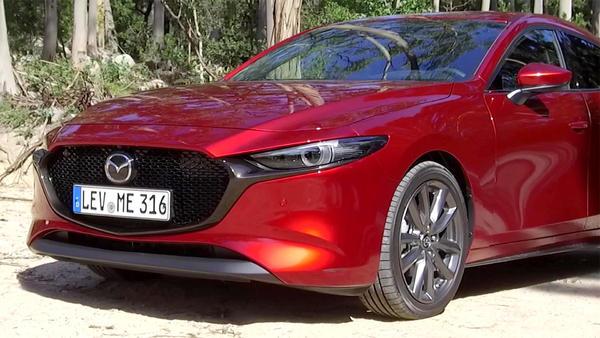 Thema heute u.a.: Der neue Mazda3