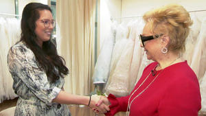 Traditionelles Brautkleid mit Extras gesucht