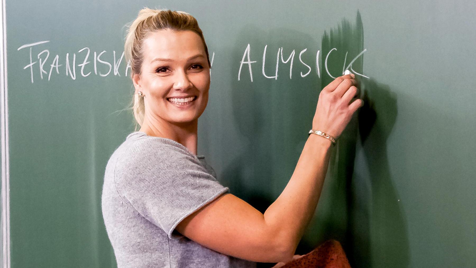 Die Vertretungslehrerin - mit Franziska van Almsick | Folge 5