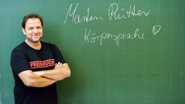 Der Vertretungslehrer - mit Martin Rütter