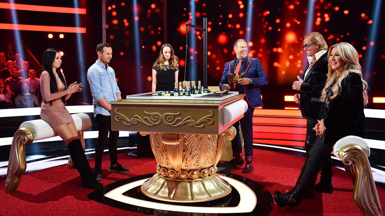 Folge 5 vom 11.03.2019 | Spiel die Geissens untern Tisch | Staffel 2 | TVNOW