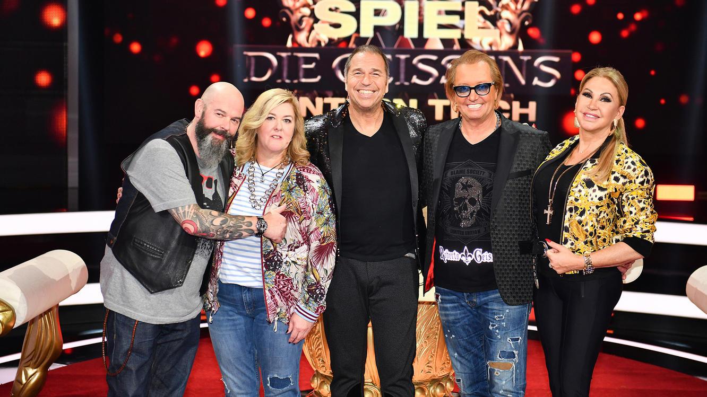 Folge 6 vom 18.03.2019   Spiel die Geissens untern Tisch   Staffel 2   TVNOW