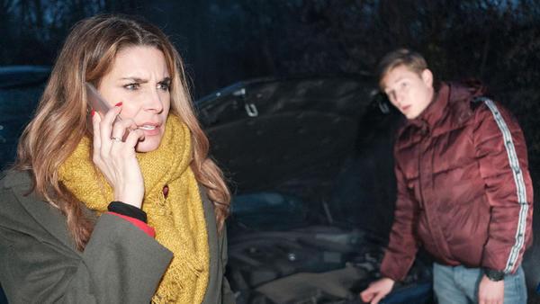 Benedikt ist wütend