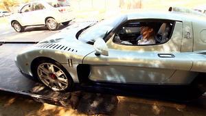 Matthias Malmedie und der Maserati MC 12