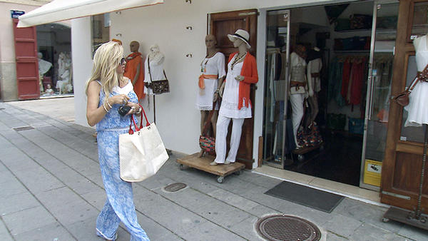 Shoppingtour auf Ibiza