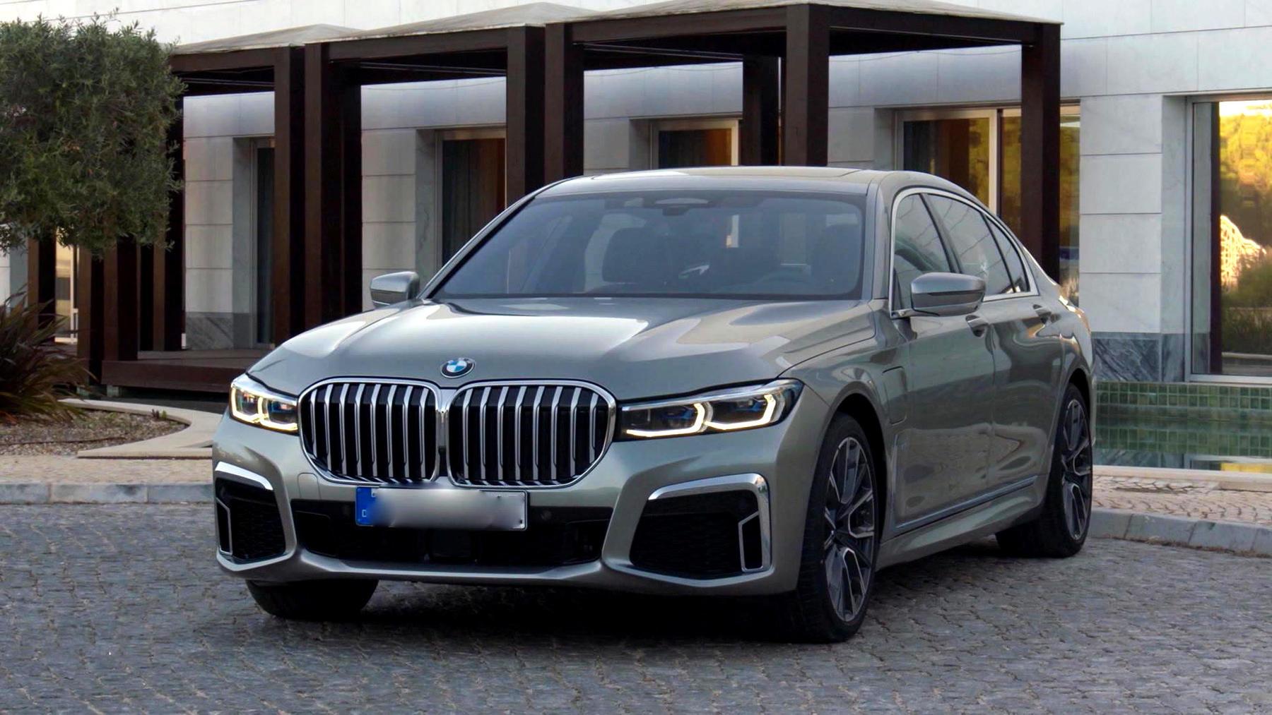 Thema u.a.: BMW 7er Hybrid | Folge 15