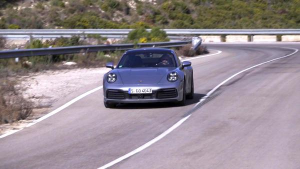 Porsche - Die neue Ikone 911