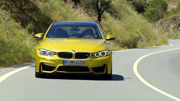 Der neue BMW M4