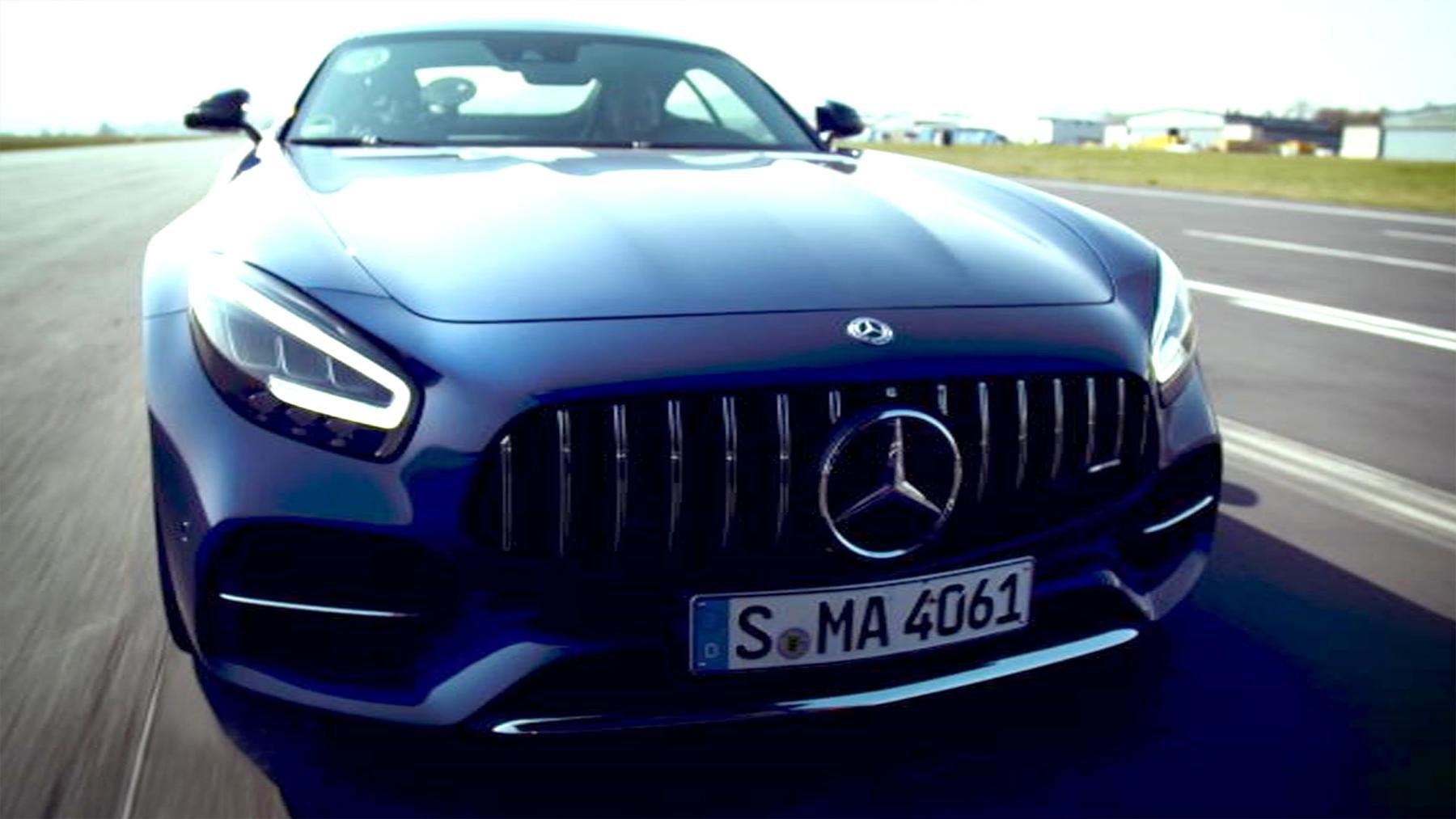 Thema u.a.: AMG Steuerung - Rennfahrer vs. Software   Folge 16