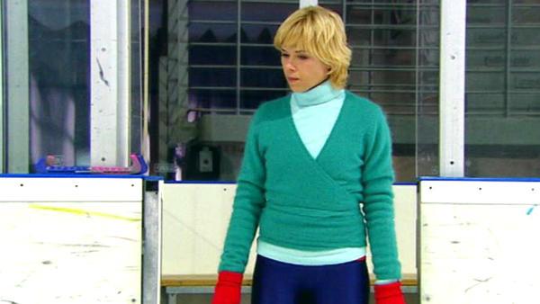 Schafft Diana den Weg zurück auf das Eis?