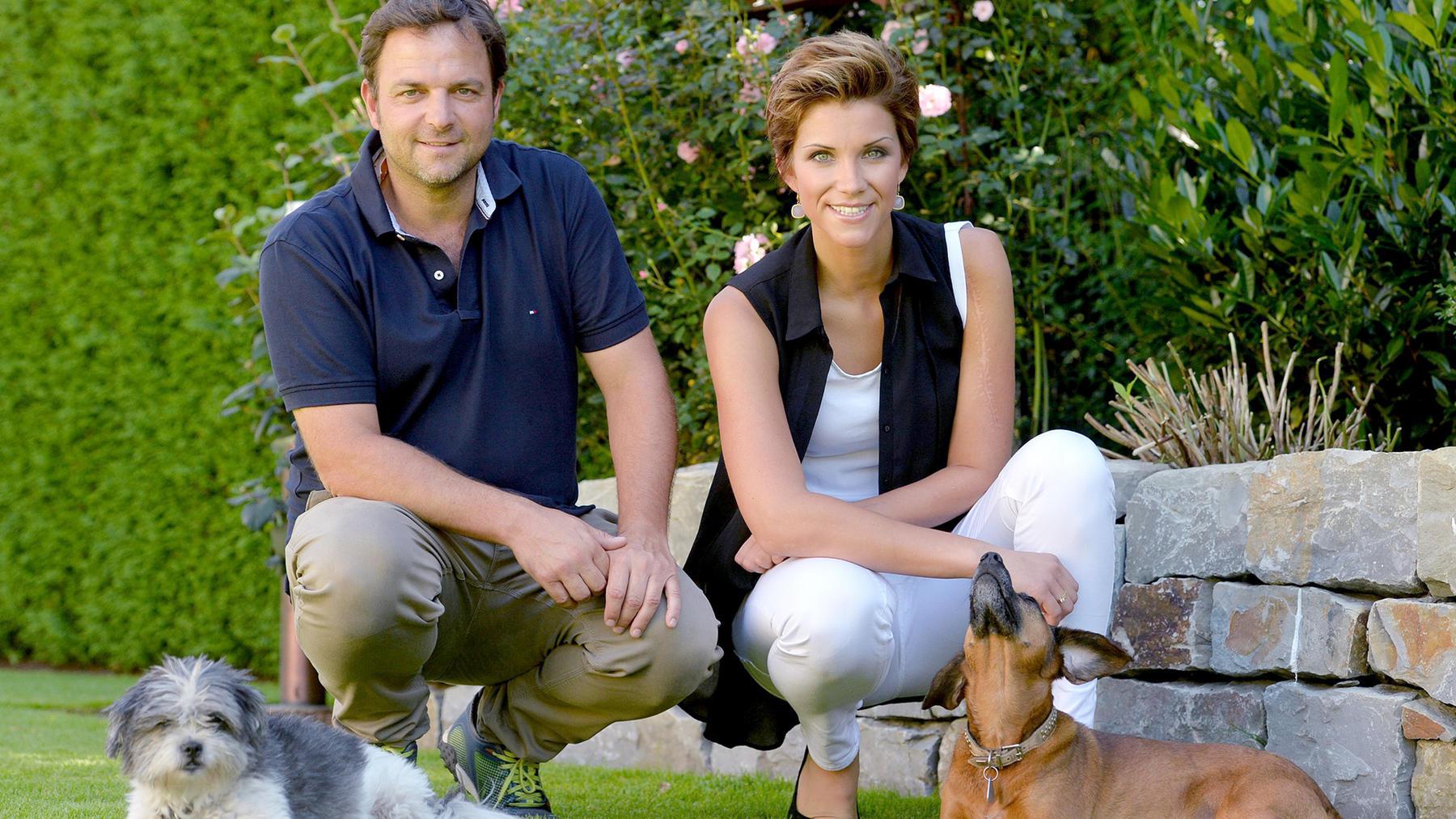 """Heute u.a. mit: Anna-Maria Zimmermann mit """"Bella"""" und """"Jamy""""   Folge 2"""