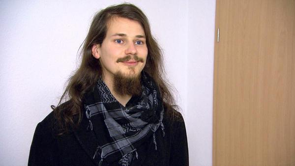 Weltverbesserer will nach Leipzig