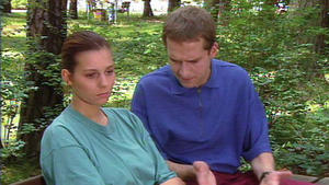 André will Diana heilen