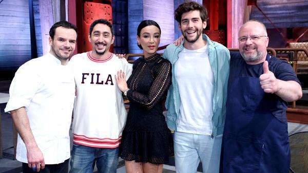 Kandidaten: Alvaro Soler, Verona & Diego Pooth, Eko Fresh