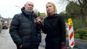 Thema heute u.a.: Streitpunkt Strassenausbaubeitrag