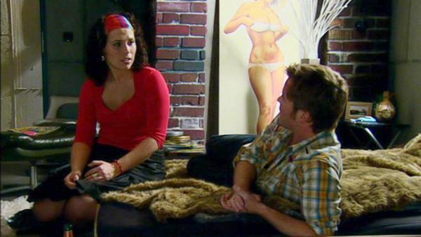 Annette ist erschüttert über Ingos Verhalten