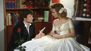 Die Hochzeitsnacht von Iris und Michael ist ein totaler Reinfall