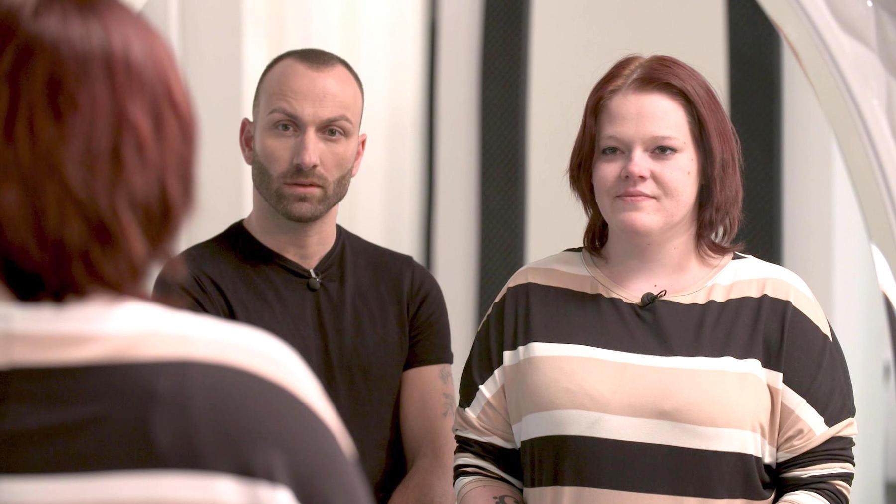 Julia (Haarausfall) & Niccole (Augenringe)
