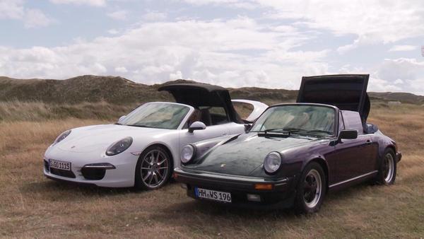 Porsche 911 - Die Ikone