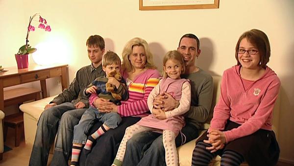 Die Familie musste einige Schicksalsschläge verkraften.