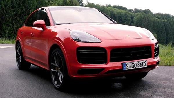 Thema u.a.: Fahrbericht Porsche Cayenne Coupé
