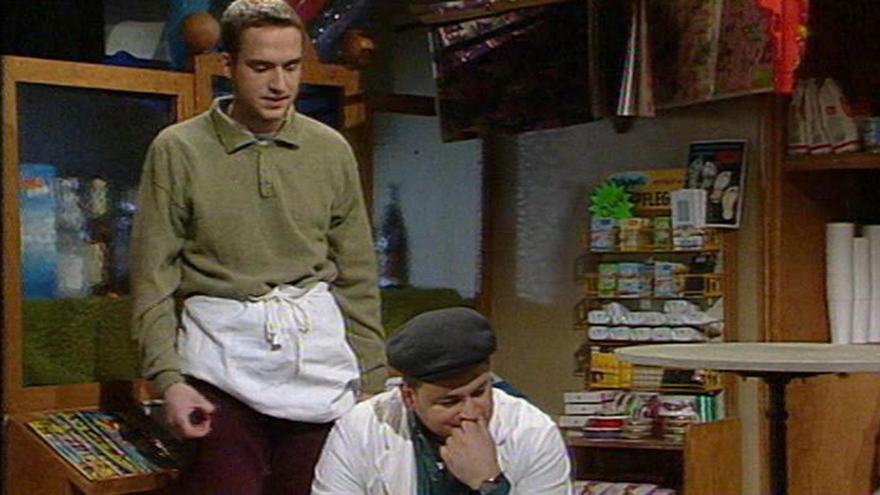 Jürgen und André haben große Sorgen