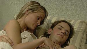 Marc sieht seine Beziehung zu Sandra gefestigt.