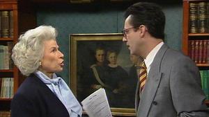 Beatrices Plan geht auf: Matthias ist entsetzt von Tina. Elisabeht steht plötzlich vor dem Nichts.