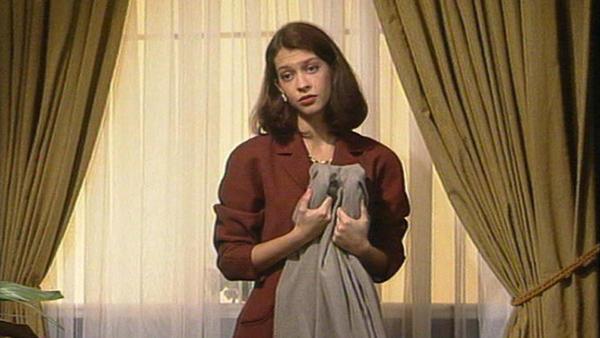 Tina fühlt sich unwohl in der Rolle als Hausfrau.