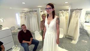 Braut unter Zeitdruck