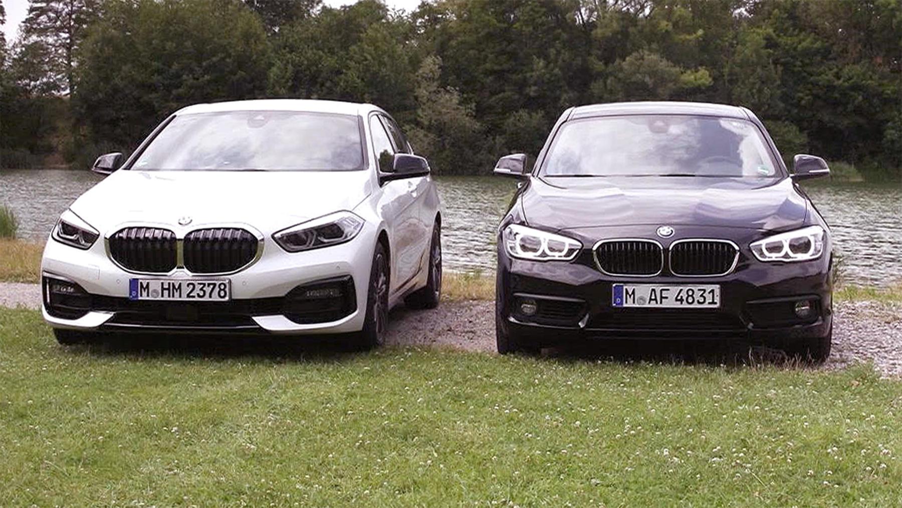Thema u.a.: Fahrbericht BMW 1er mit Alex | Folge 29