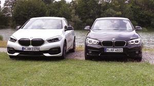 Thema u.a.: Fahrbericht BMW 1er mit Alex