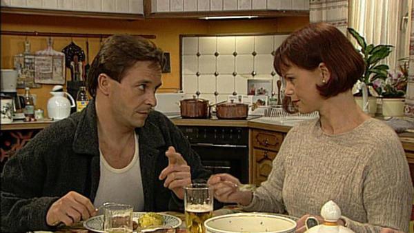 Wolfgang und seine Frau erleben eine böse Überraschung.