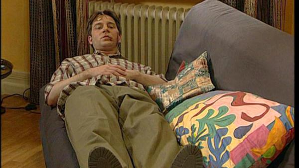 Wird Bernd sich unter Hypnose wieder an alles erinnern?