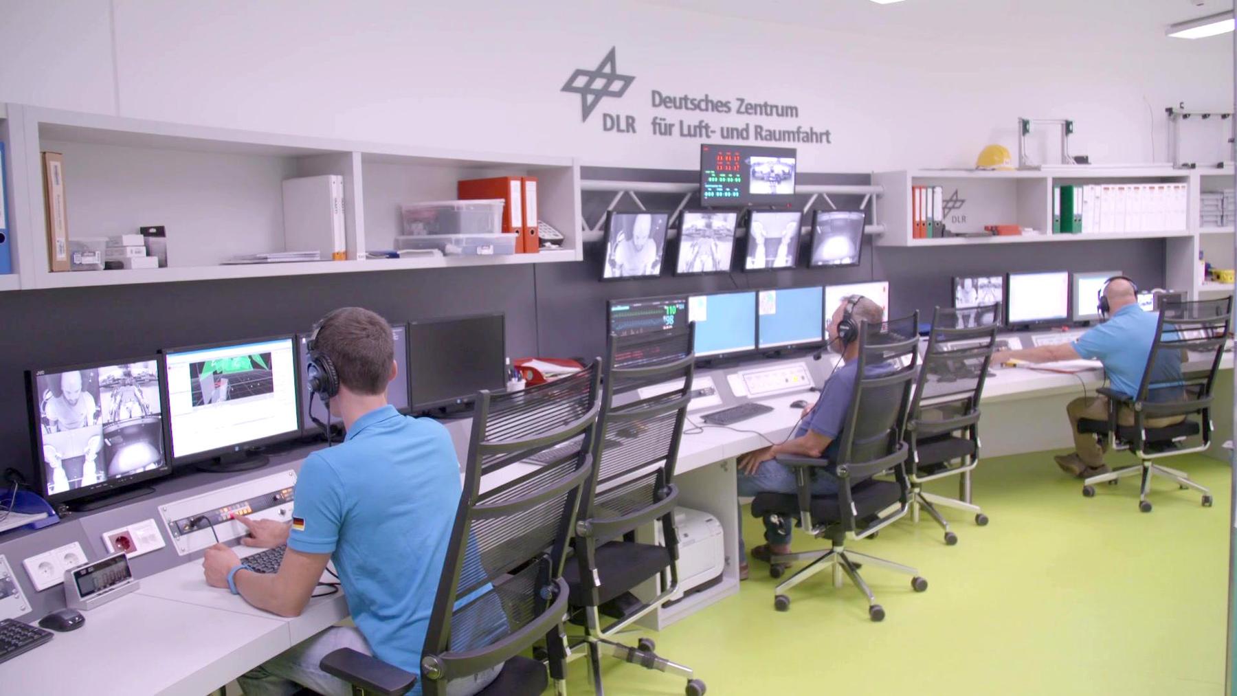 Raumfahrtforschung für die Umwelt