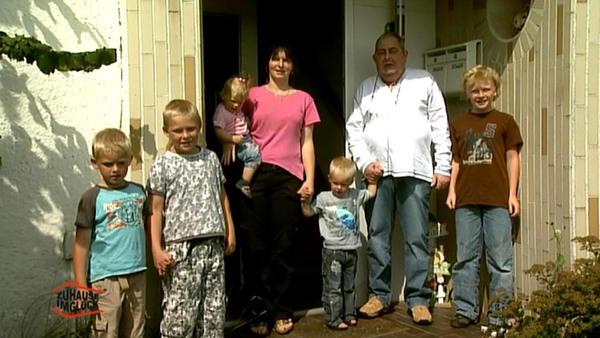 """Das """"Zuhause im Glück""""-Team will der Familie helfen"""