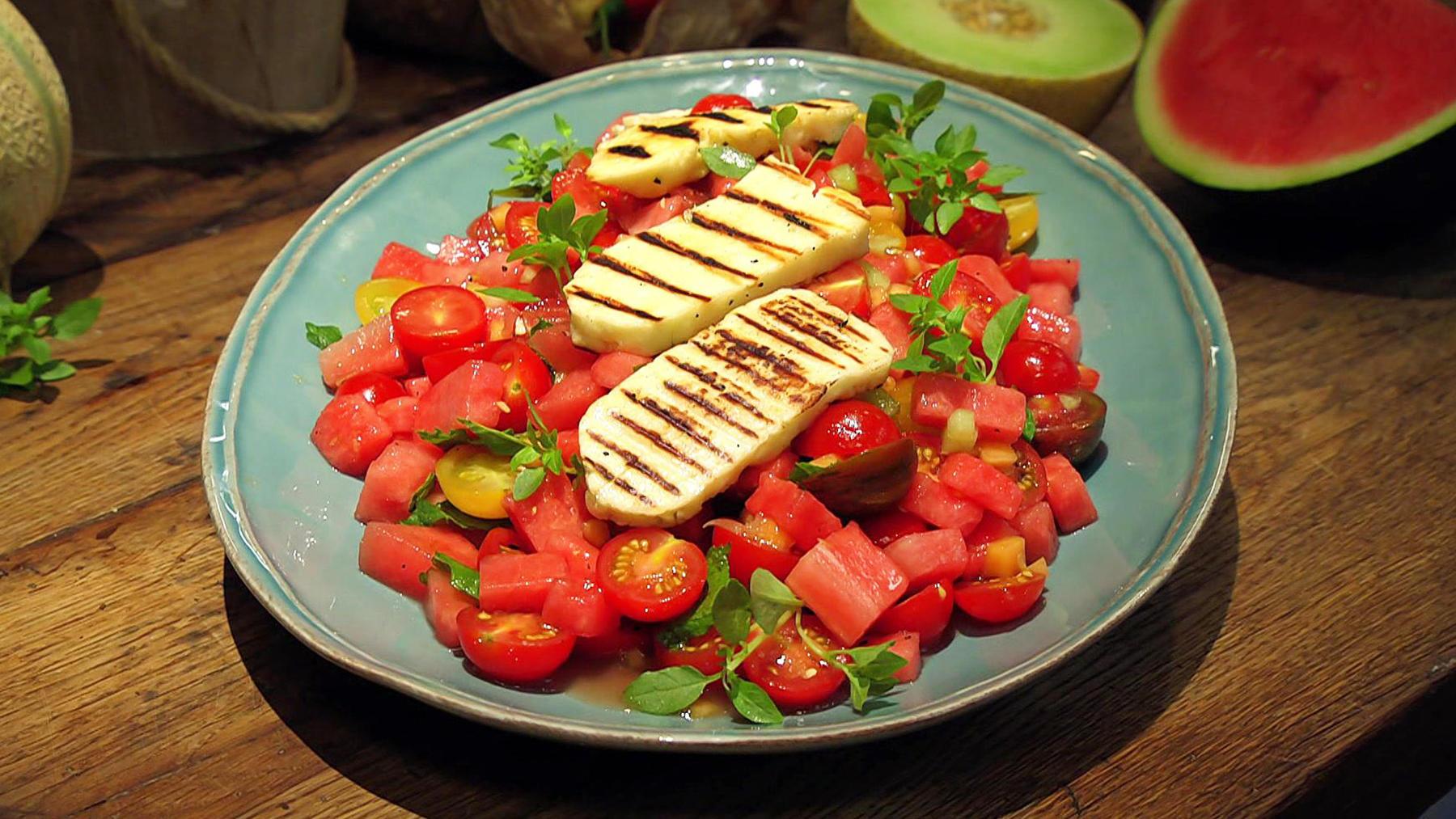 Herrlich melonig - Exotische Frische in der Küche