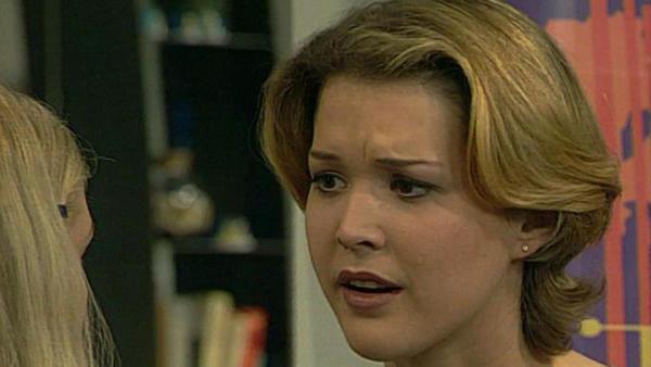 Jennifer ist entsetzt