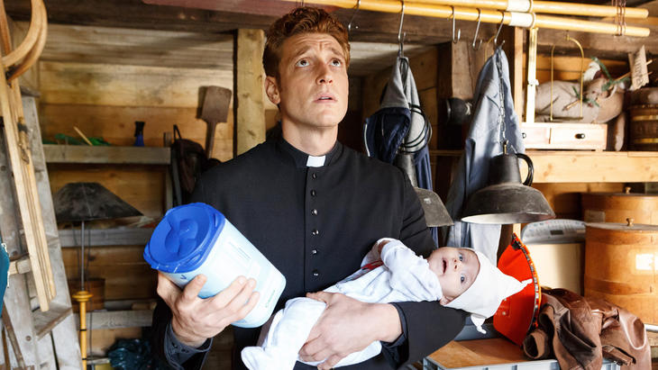 Zweieinhalb Männer und ein Baby   Folge 7