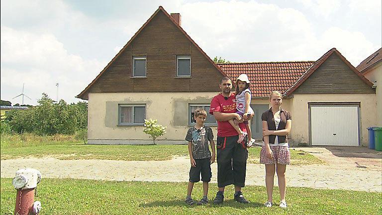 Neustart für Enricos Familie