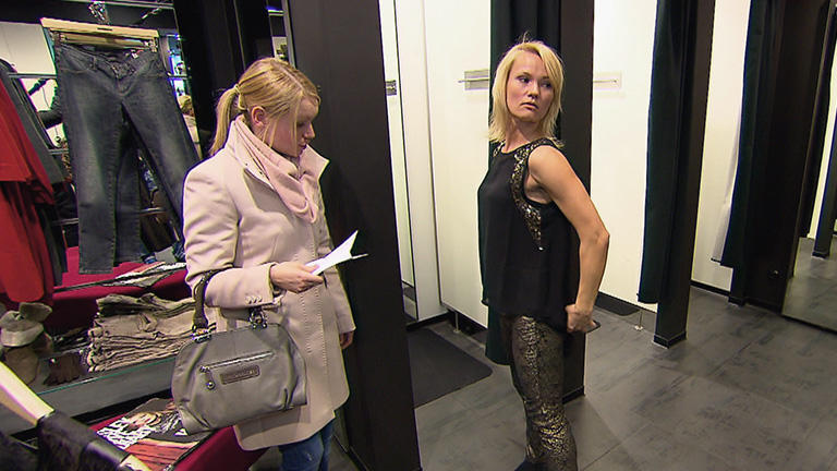 Folge 6 vom 12.12.2015   Shopping Queen   TVNOW