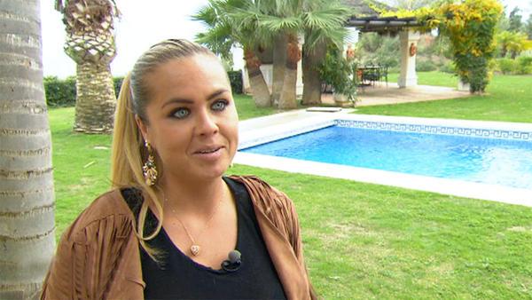 Eine Villa mit Golfplatz auf Mallorca