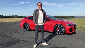 Der neue Audi RS7 im Test