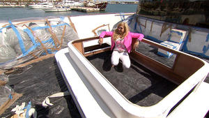 Bootsbesichtigung in Alicante