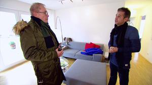 Eine Wohnung für Axel und Bruno