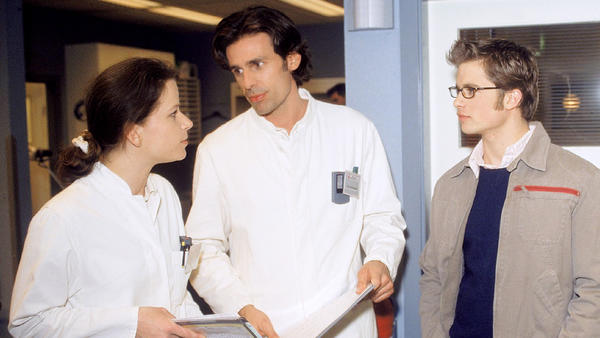 Unerlaubter Besuch im Krankenhaus